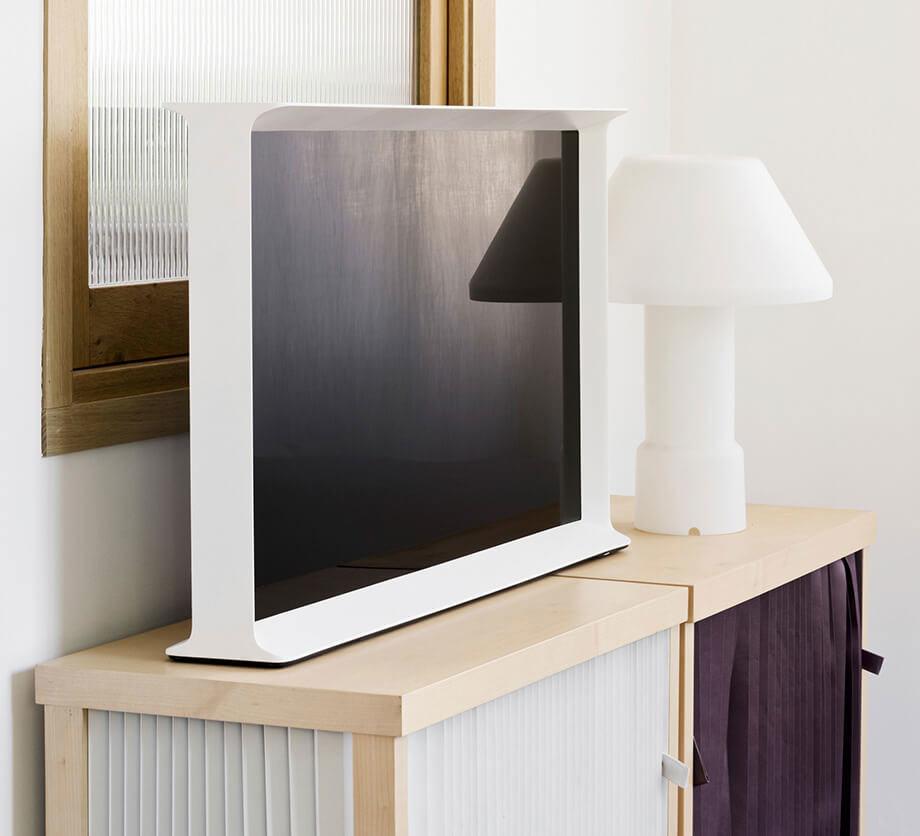 MAS interieur TV Serif