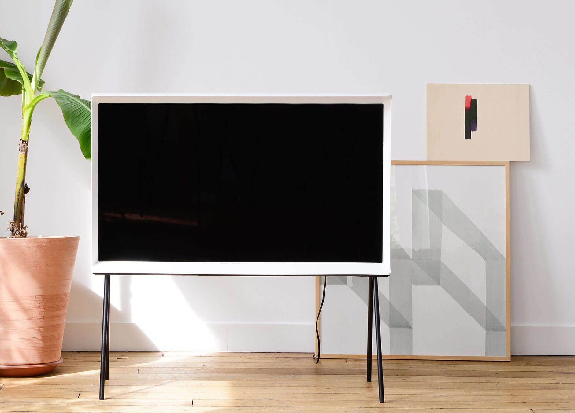Serif TV bij MAS interieur