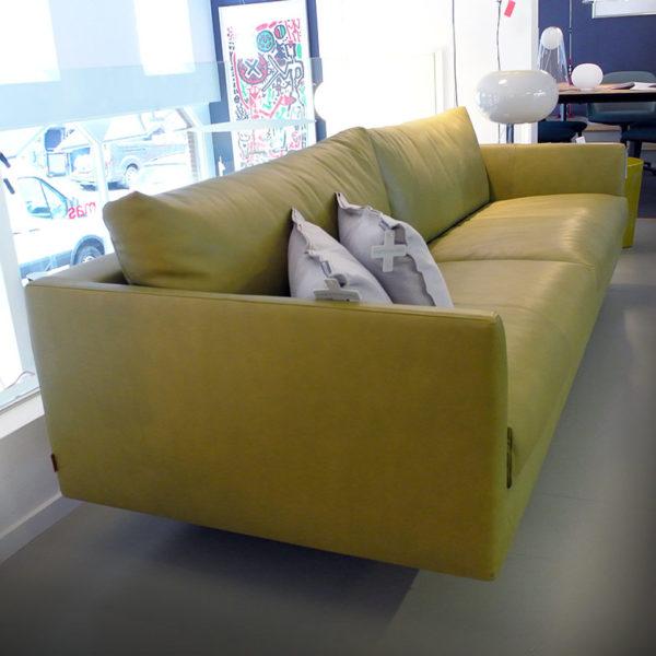 Montis sofa 'Axel' in leer Udine
