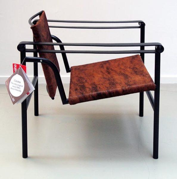 "Cassina ""LC1"" Limited edition Corbusier-Charlotte Perriand"