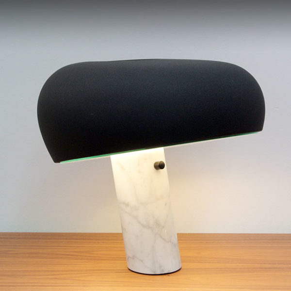 "Flos ""Snoopy"" tafellamp matzwart / Limited Edition"