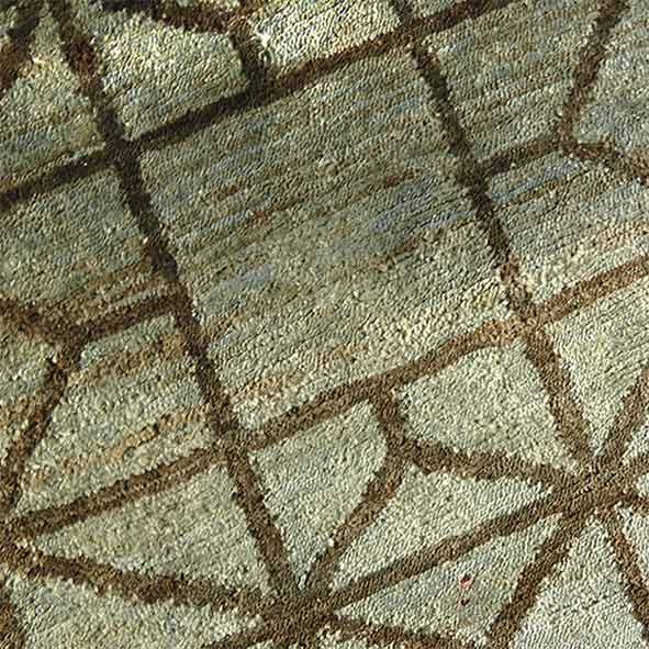 """GAN Rugs karpet """"Waterkeyn"""" 200 x 300 handgeknoopt"""